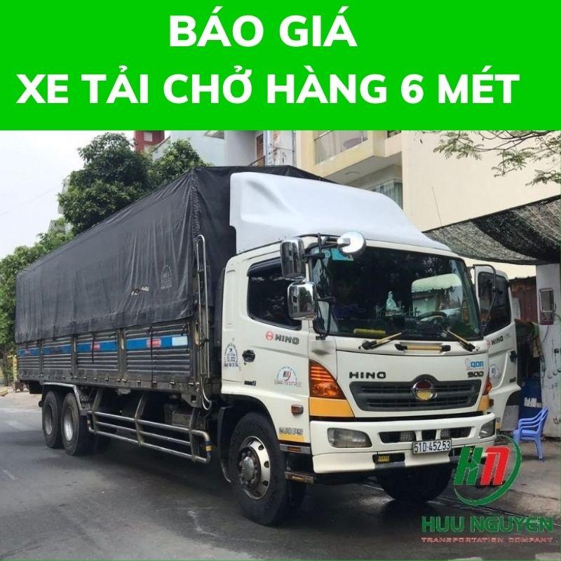 Xe 2 Tấn thùng 6m