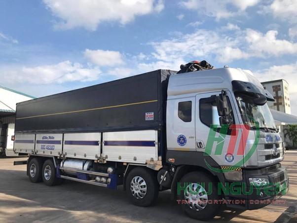 Đặc điểm của dịch vụ xe tải chở hàng