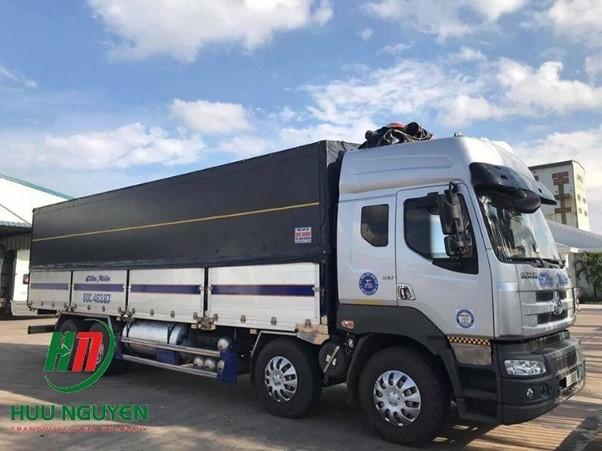 Sự an toàn của dịch vụ xe tải chở hàng