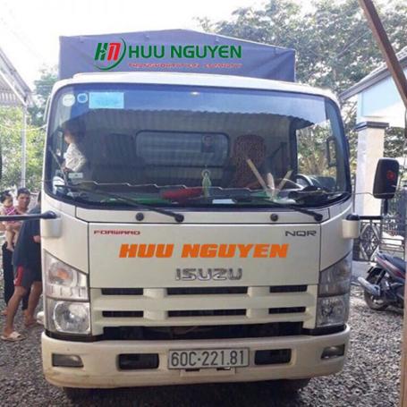 Cho thuê xe tải chở hàng uy tín TPHCM