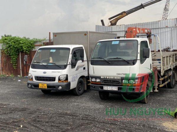 Dịch vụ vận tải giá rẻ Hữu Nguyên